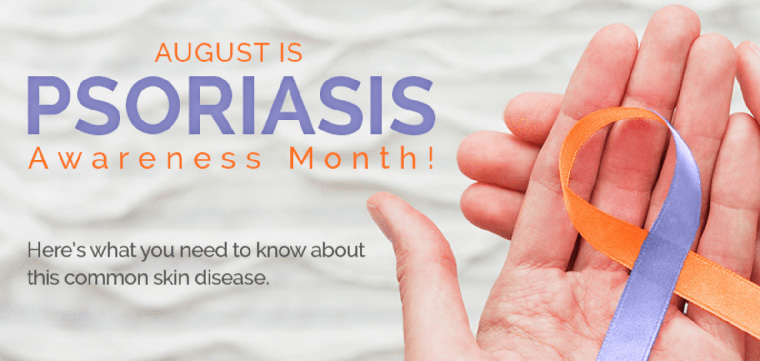 national psoriasis awareness month